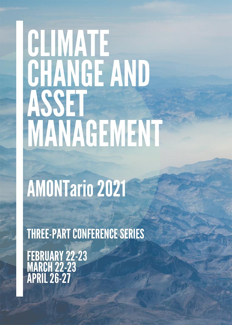 Asset Management & Climate Change Conference